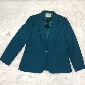 Vintage Levi's Strauss deep blue/green blazer